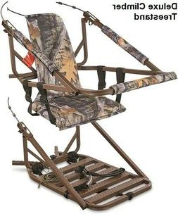 Climber Tree Stand Deluxe XL Extreme Deer Hunting Climbing S