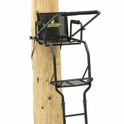 New Rivers Edge Deluxe Xt 1 Man Seat Lock On Deer Hunting Tr