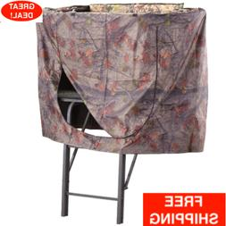 Universal Hunting Tree Stand Blind Hunt Shoot Outdoor Sports